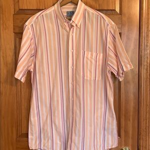 Jos. A Bank Stay Cool Button down M